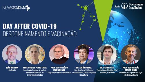 Day After COVID-19 | Desconfinamento e Vacinação