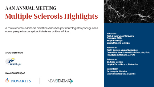AAN ANNUAL MEETING | Multiple Sclerosis Highlights