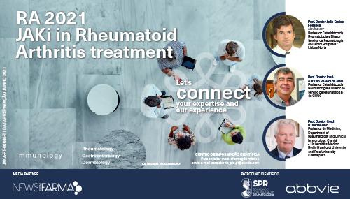 RA 2021 | JAKi in Rheumatoid Arthritis treatment