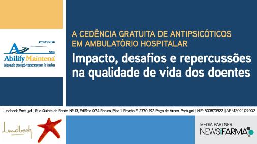 A cedência gratuita de antipsicóticos em ambulatório hospitalar